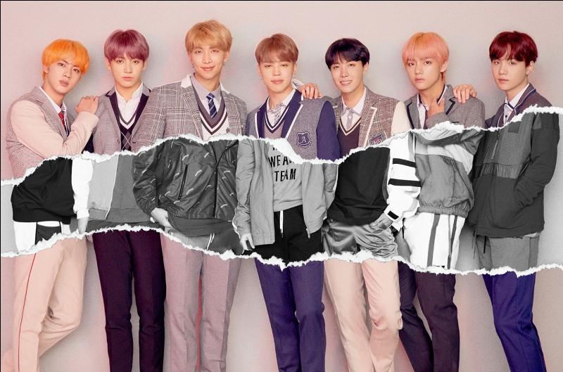 Qui est le leader des BTS ?