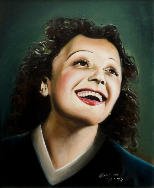 1 000 000 € : Parmi ces 4, qui n'aurait jamais pu voir Edith Piaf ?