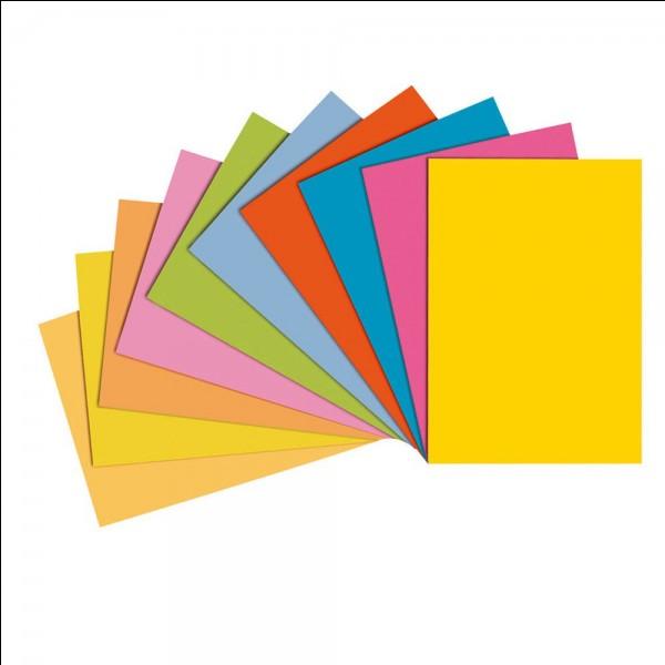 12 000 € : Quel format de papier a pour dimensions 30cm X 42cm ?