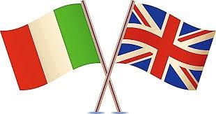 Vocabulaire anglais et italien