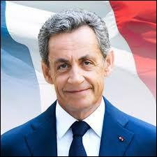 En quelle année Nicolas Sarkozy a-t-il commencé son mandat présidentiel ?