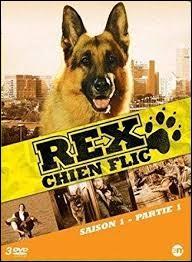 Quelle est la race du chien flic Rex ?