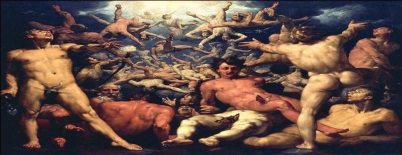 Quel est le modèle primaire de l'acte sexuel divin !?