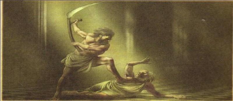 Mais il y eut bien des amours violentes. Qui fut émasculé parce que sa partenaire en avait assez de subir les ardeurs incessantes, et par qui ?