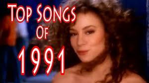 Chansons non-francophones de l'année 1991 (1re partie)
