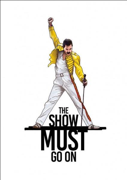 ''The Show Must Go On'' est le dernier titre de Queen chanté par Freddie Mercury. Quel Anglais a réalisé ''The Queen'' ?