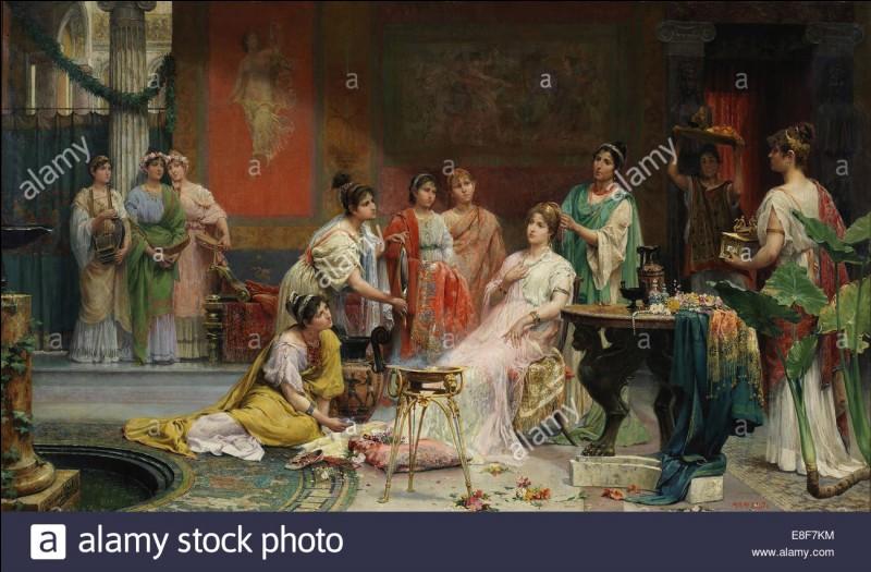 Quel est le nom de l'épouse de l'empereur romain Claude qui collectionnait les amants par dizaines?