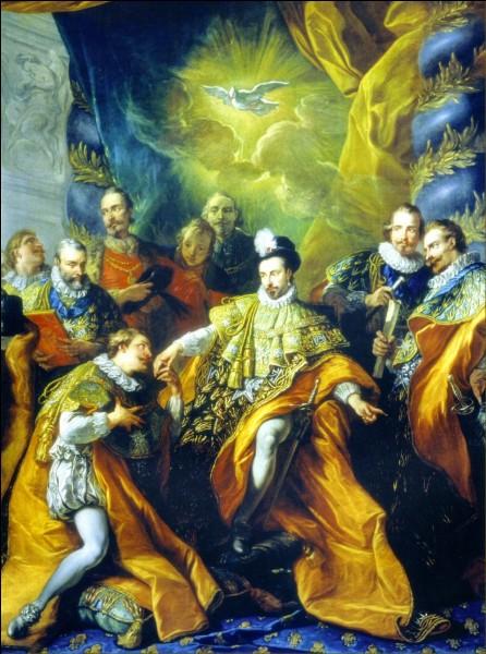 Comment s'appelaient les jeunes gens dont le roi Henri III aimait s'entourer ?