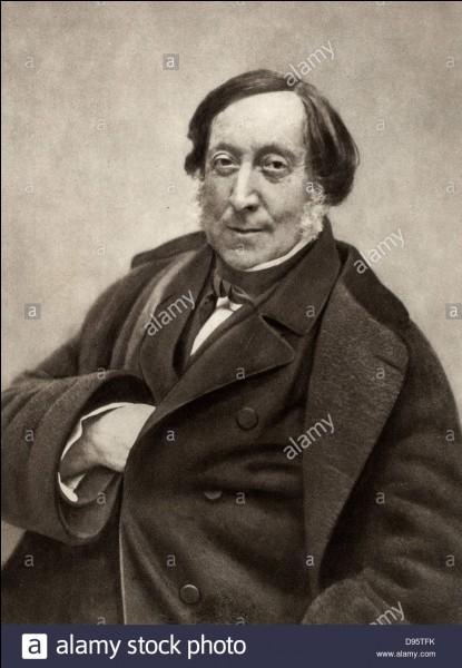 Quel compositeur a pour prénoms Gioachino Antonio ?