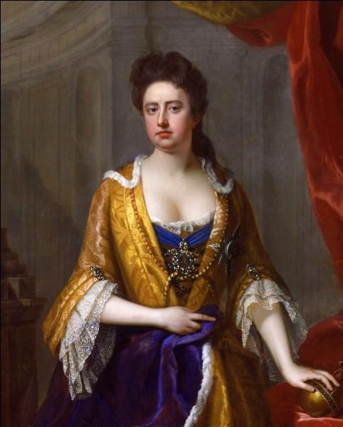 Quel compositeur était le protégé d'Anne de Grande -Bretagne ?