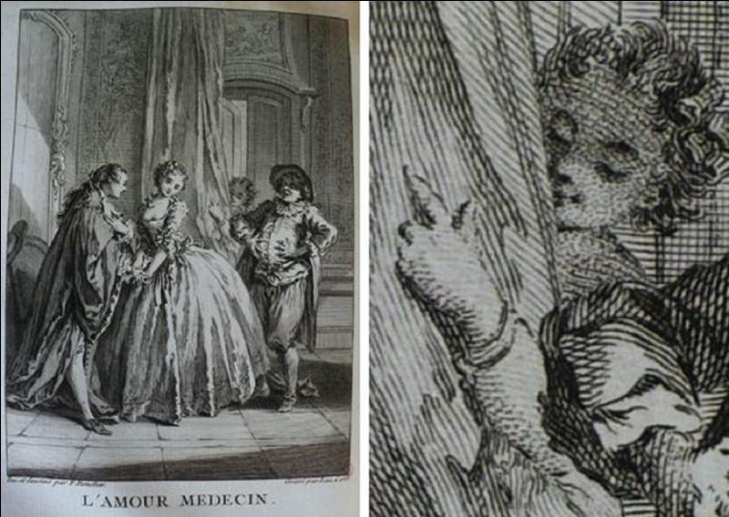 Qui est l'auteur de ''L'Amour médecin'', comédie-ballet en trois actes et en prose ?