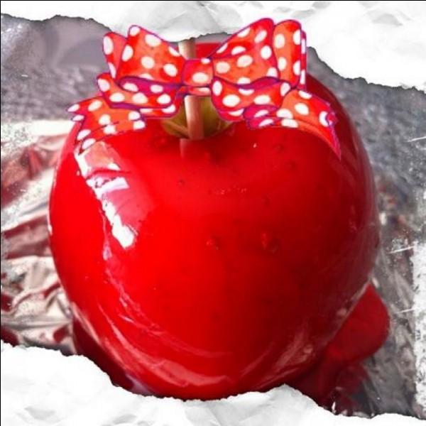 Quel fruit désigne la pomme d'amour dans le Midi ?