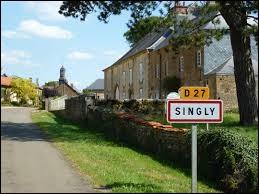 Nous terminons cette balade dans les Ardennes, à Singly. Nous sommes en région ...
