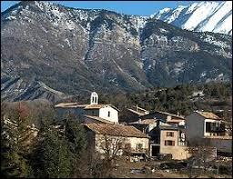 Commune de l'arrondissement de Digne-les-Bains, Draix se situe dans le département ...