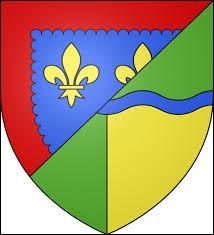Je vous présente le blason de Saint-Just. Village Berrichon, il se situe en région ...