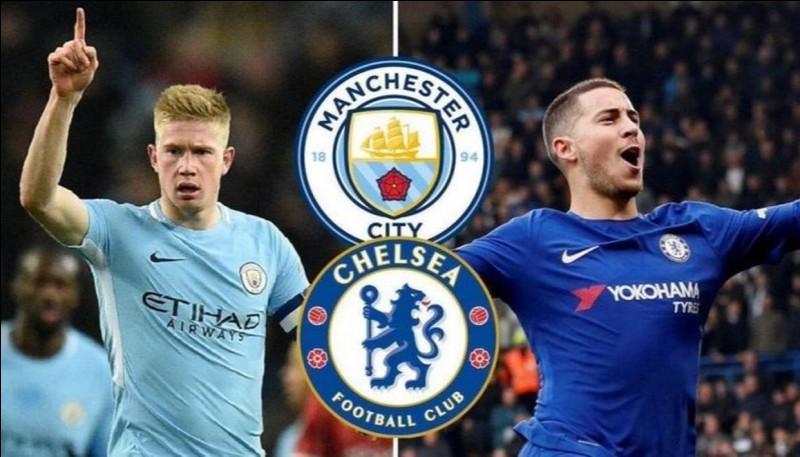 Sur quel score Chelsea et Manchester City se sont-ils quittés ?