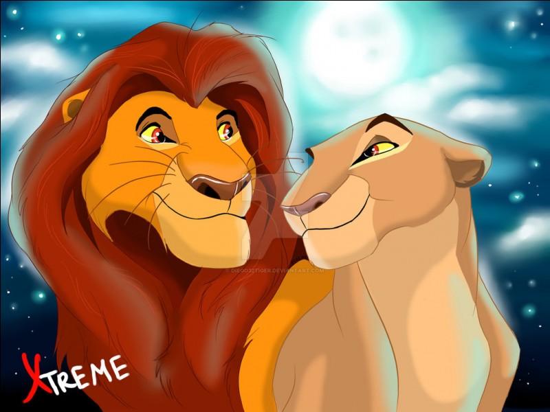 L'amour est royal pour Mufasa ! Avec qui le partage-t-il ?