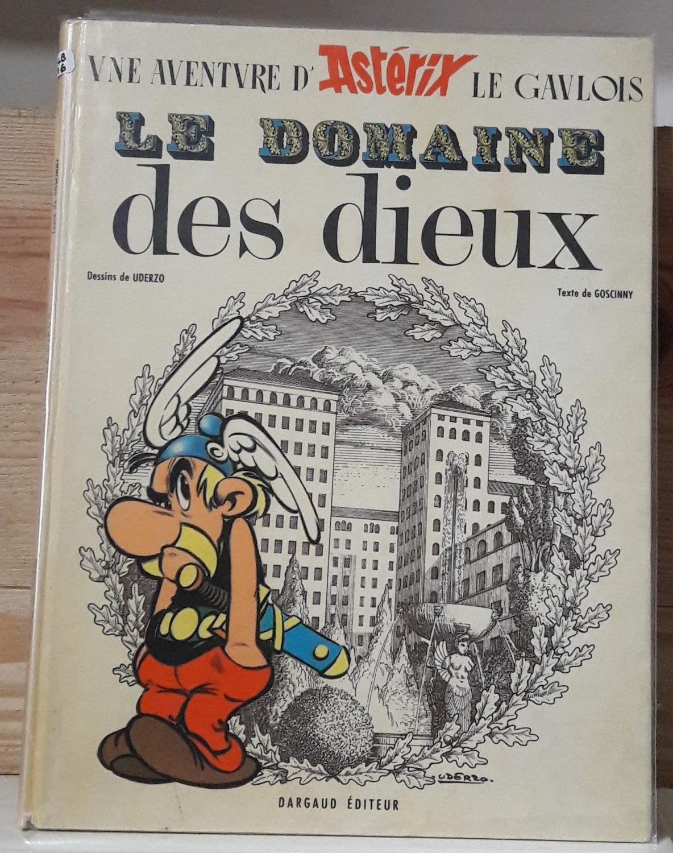 Questions sur l'album 'Le Domaine des Dieux'