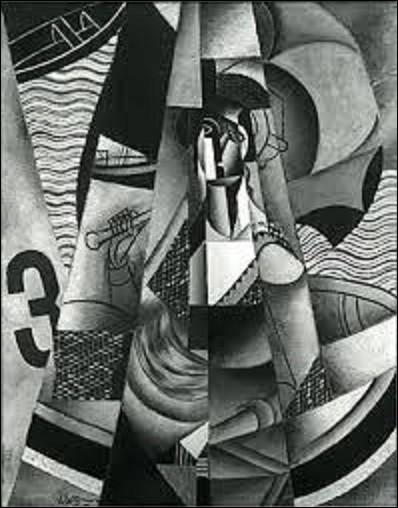 ''En Canot'' est un tableau acquis par la Nationalgalerie en 1936. Exposé, il fut confisqué par les nazis la même année, et fit partie de l'exposition ''Art dégénéré'' à Munich et dans d'autres villes entre 1937-1938, avant de disparaître. Probablement détruit.Quel néo-impressionniste, divisionniste, fauviste et cubiste, a peint cette toile en 1913 ?