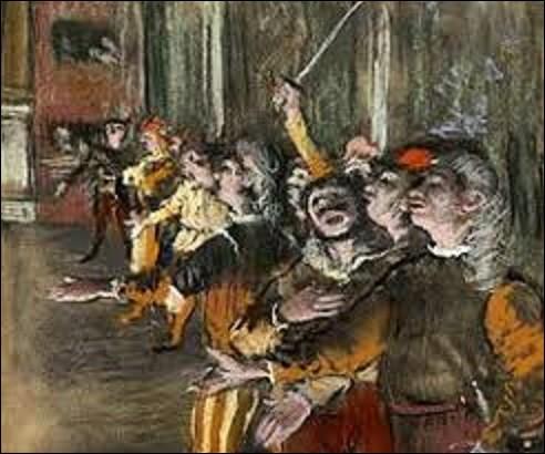 Et on termine ce quiz par une petite note d'optimisme. Tableau volé le 31 décembre 2009 au musée Cantini à Marseille, où il avait été prêté pour une exposition temporaire par le musée d'Orsay, ''Les Choristes'' est un pastel d'Edgar Degas peint en 1877. Neuf ans plus tard, le 16 février 2018, dans quel endroit insolite fut-il retrouvé ?