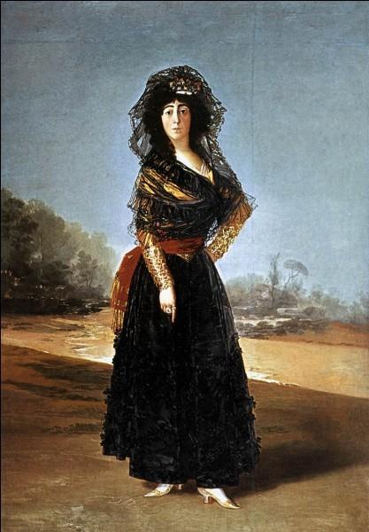 """Quel peintre a réalisé """"La Duchesse amoureuse"""" ?"""
