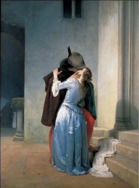 """Qui a peint le tableau """"Le Baiser"""" ?"""