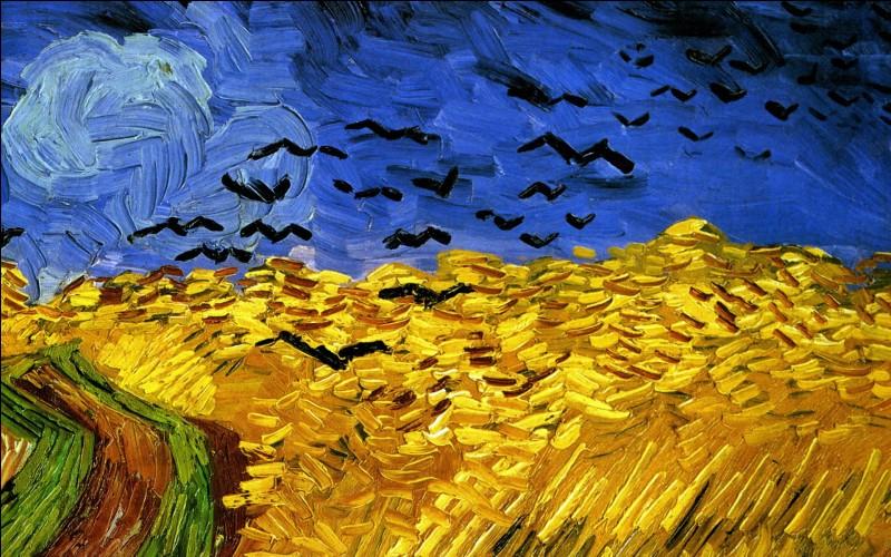 Le « Champ de blé aux corbeaux » aiguille ma pensée vers ces vers : « Ami, entends-tu le vol noir des corbeaux sur nos plaines ». De quelle chanson sont extraites ces paroles ?