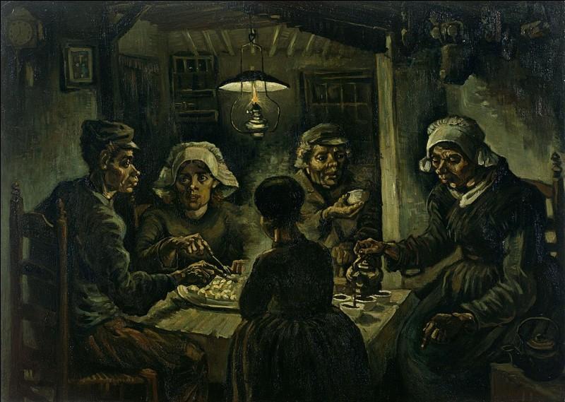 « Les Mangeurs de pommes de terre » est un tableau de Vincent Van Gogh peint en avril 1885 à Nuenen, aux Pays-Bas. Ce tableau nous entraîne dans l'univers de la pomme de terre. De quel pays est originaire ce tubercule ?