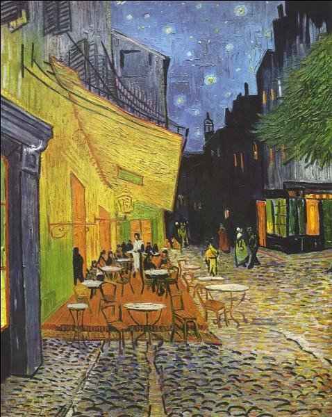 « Terrasse du café le soir » (1888) m'oriente vers la brasserie « Les 3 brasseurs ». Dans quelle ville la première brasserie a-t-elle été ouverte ?