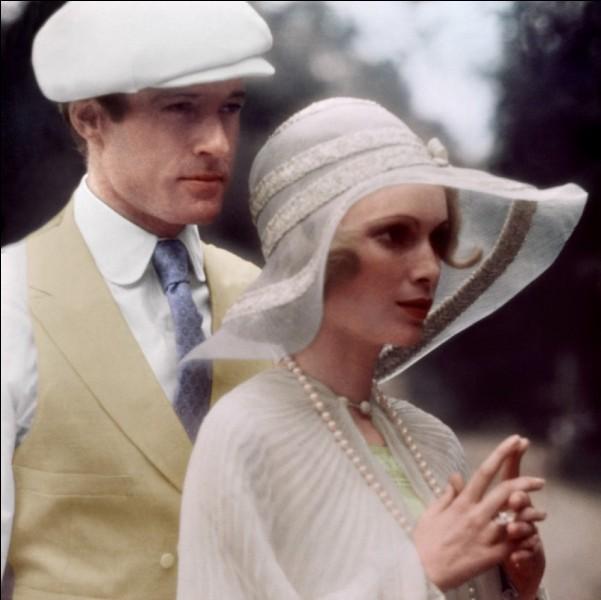 """Film d'amour audacieux.""""Gatsby le Magnifique"""" est un long-métrage dans lequel a joué Mia Farrow."""