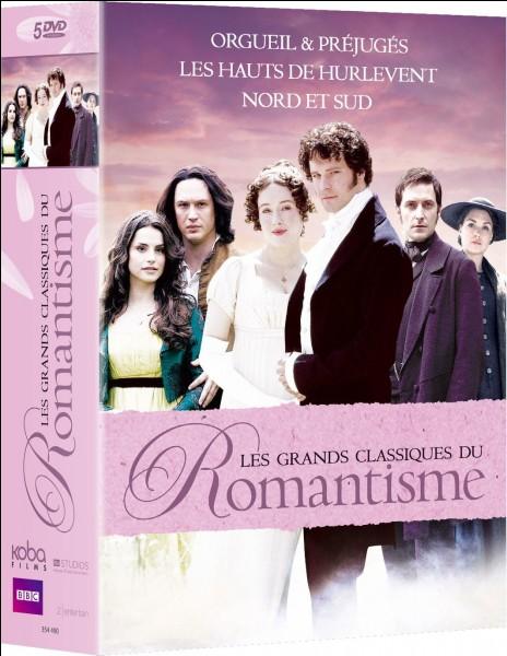 """Film d'amour romantique.""""Orgueil et Préjugés"""" est une comédie romantique."""