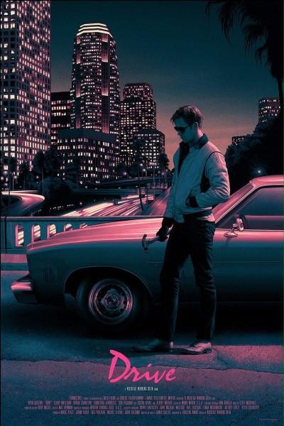 """Film d'amour violent.Le film """"Drive"""" est interprété par Ryan Gosling."""