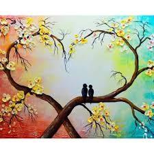 L'amour en peintures