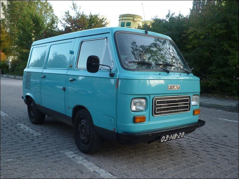 Quel est le nom de cette Fiat ?