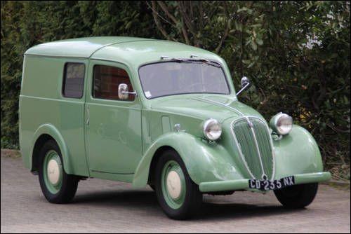 Quel est le nom de cette Simca ?