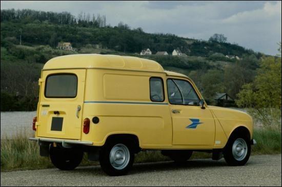Quel est le nom de cette Renault ?