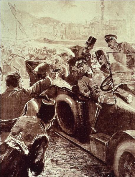 Quel a été l'élément déclencheur de la Première Guerre mondiale ?