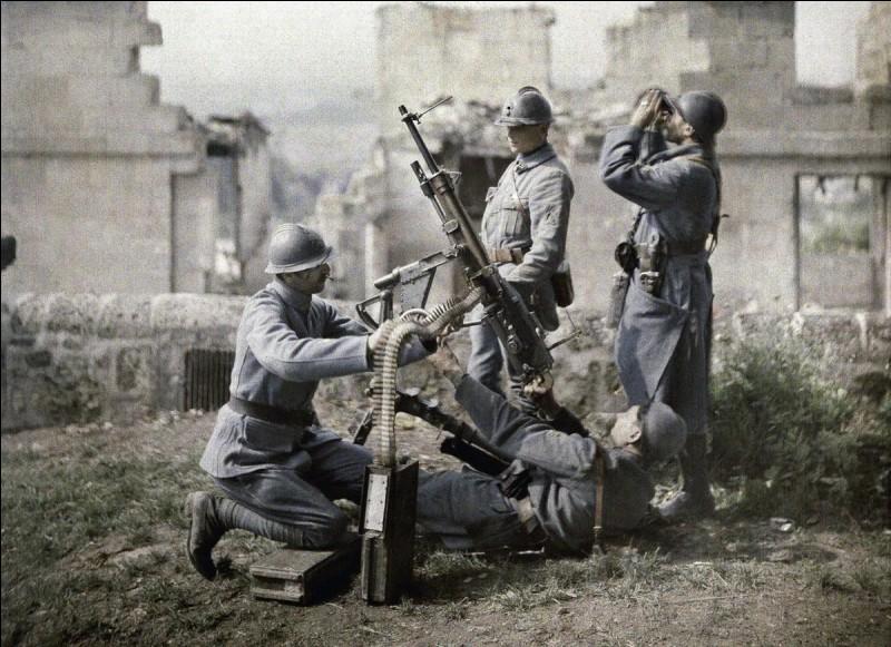 Qui a gagné la Première Guerre mondiale ?