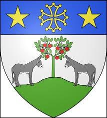 Je vous présente le blason de Poumarous. Village de l'aire urbaine de Tarbes, en Bigorre, il se situe dans le département ...
