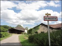 Nous sommes dans le Grand-Est à l'entrée de Saint-Martin. Petit village-rue lorrain typique de 58 habitants, dans le Lunévillois, il se situe dans le département ...