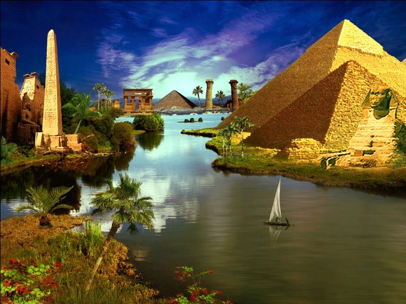 Quelle est environ la longueur du Nil ?
