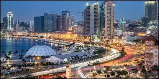 De quel pays Luanda est-elle la capitale ?
