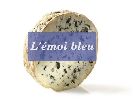 « L' émoi bleu » ...ou petit (fr)hommage à Christophe