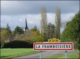 Les habitants de La Framboisière (Eure-et-Loir) portent le gentilé ...