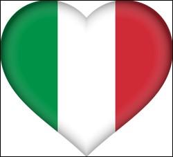 Quel chanteur aime à l'italienne ?