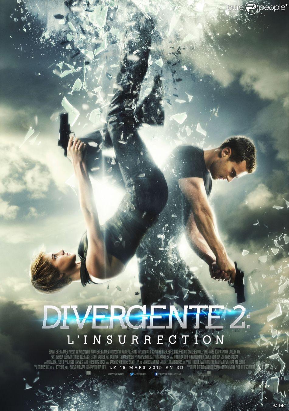 Es-tu vraiment fan de ''Divergente 2'' ?