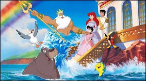 """Dans """"La Petite Sirène 2 : Retour à l'océan"""", quel est le prénom de la fille d'Ariel et Éric ?"""