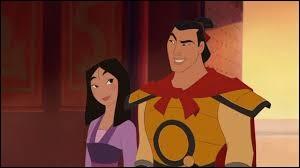 """Dans """"Mulan 2 : La Mission de l'Empereur"""", quelle est la mission que l'empereur de Chine donne à Mulan et Shang ?"""