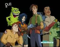 """Quel adjectif faut-il rajouter devant """"Ghostbusters"""" pour obtenir le nom d'un dessin animé ?"""