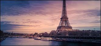 "Ma capitale est ""Paris""."